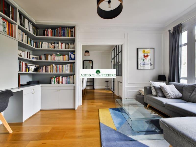 Vente de prestige appartement Paris 17ème 998000€ - Photo 5