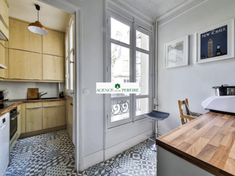Vente de prestige appartement Paris 17ème 998000€ - Photo 10