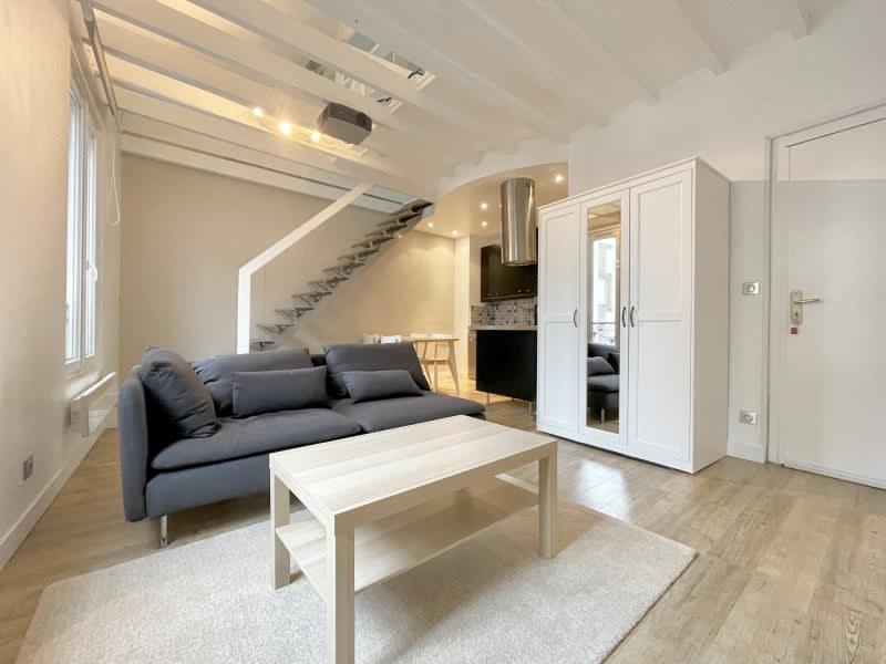 Location appartement Asnieres sur seine 1400€ CC - Photo 1