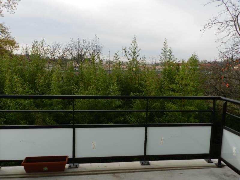 Rental apartment Roques 515€ CC - Picture 1