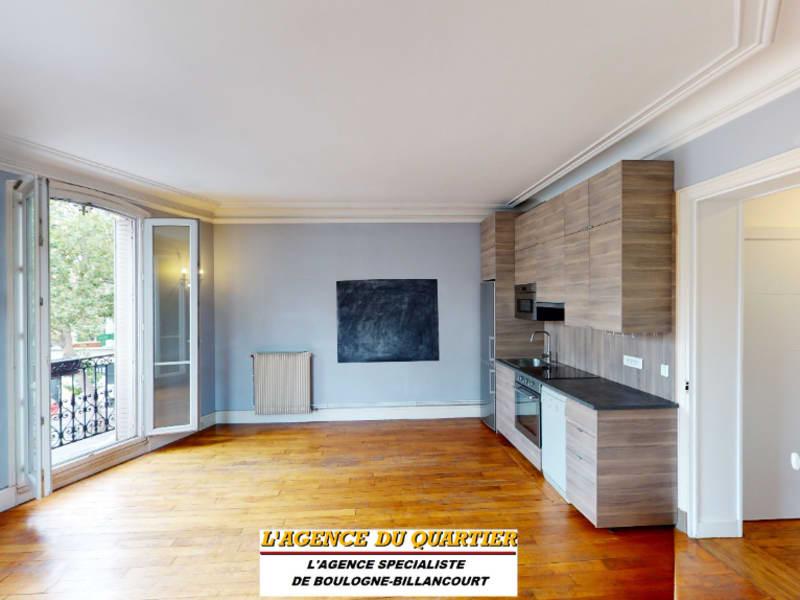 Sale apartment Boulogne billancourt 619000€ - Picture 1