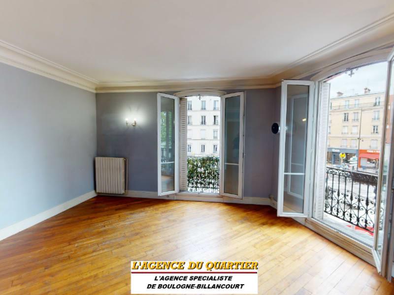 Sale apartment Boulogne billancourt 619000€ - Picture 2