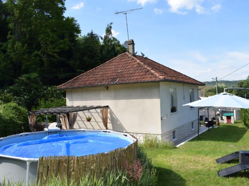Vente maison / villa Port villez 229000€ - Photo 2