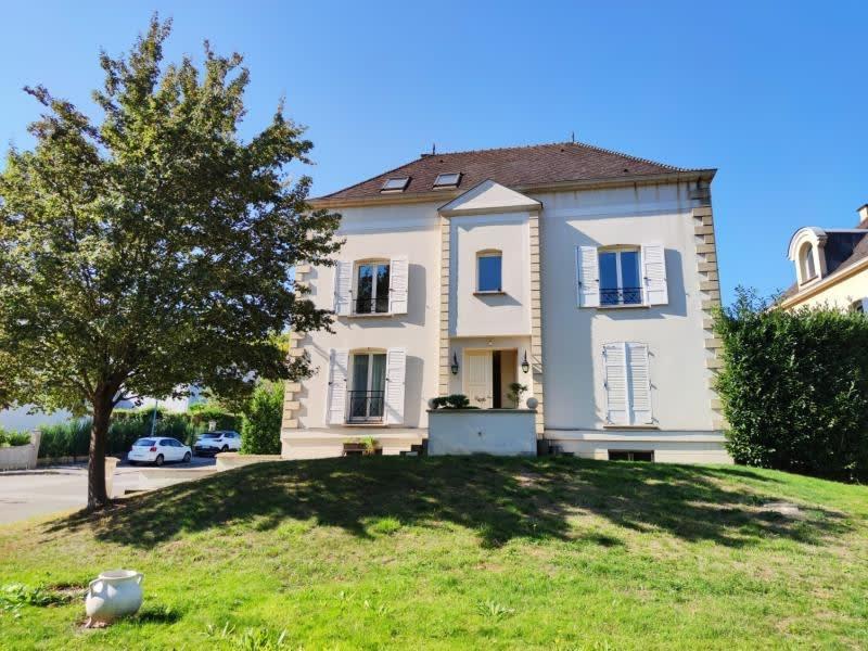 Rental apartment Villennes sur seine 950€ CC - Picture 1