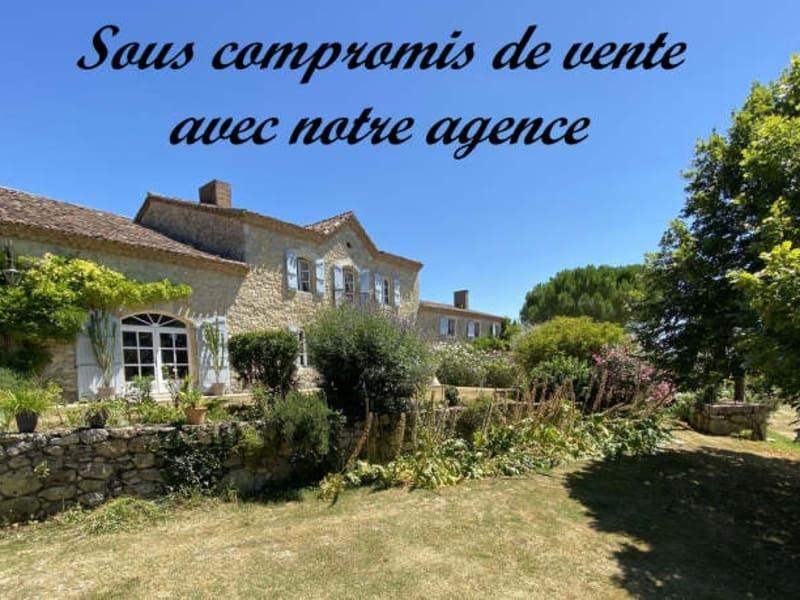Verkauf haus La romieu 895000€ - Fotografie 1