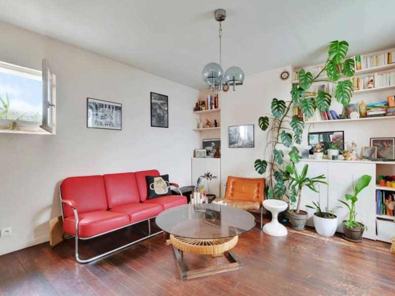 Sale apartment Paris 11ème 570000€ - Picture 2