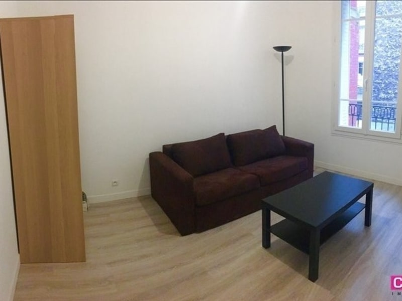 Location appartement Asnieres sur seine 690€ CC - Photo 2