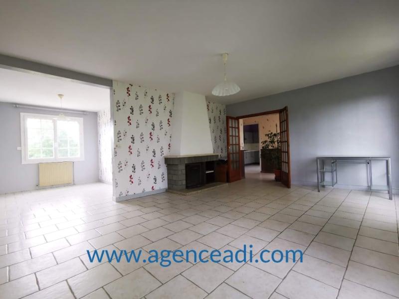 Vente maison / villa Pamproux 145000€ - Photo 1
