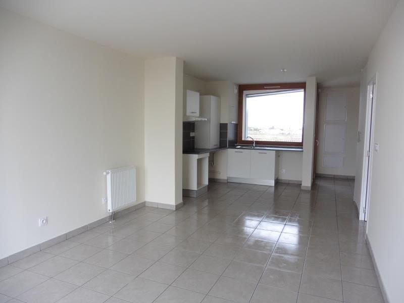 Rental apartment Beauzelle 596,30€ CC - Picture 1