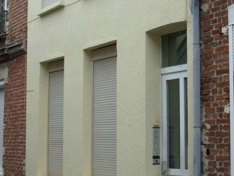 Rental apartment Saint quentin 375€ CC - Picture 1