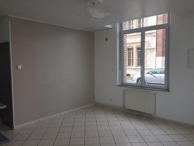 Rental apartment Saint quentin 493€ CC - Picture 1