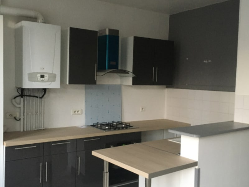 Rental apartment Saint quentin 493€ CC - Picture 2