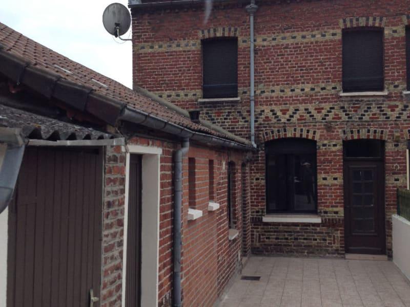 Rental house / villa Aire sur la lys 590€ CC - Picture 2
