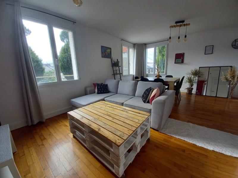 Rental apartment Rennes 880€ CC - Picture 1