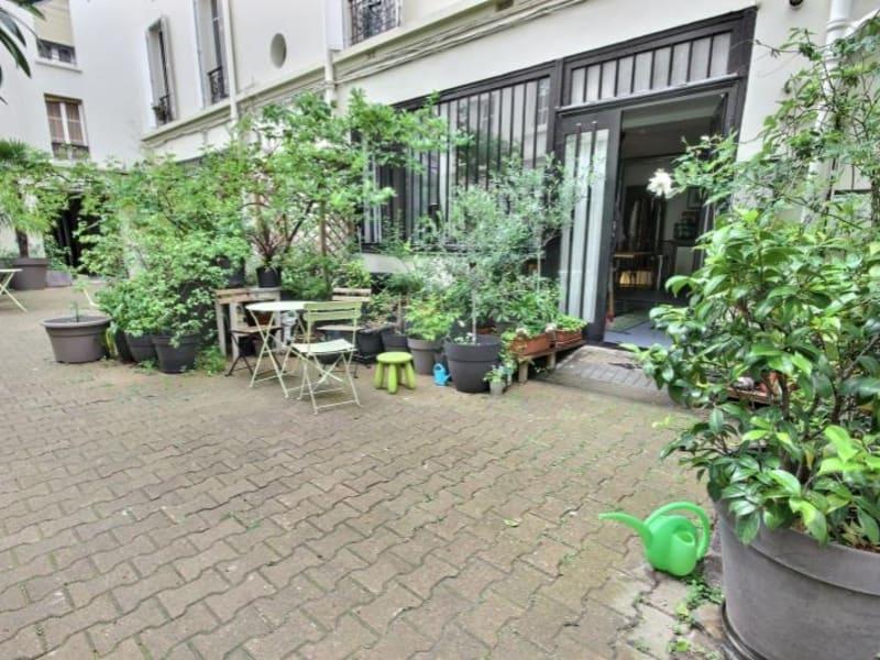 Sale apartment Paris 11ème 624000€ - Picture 2