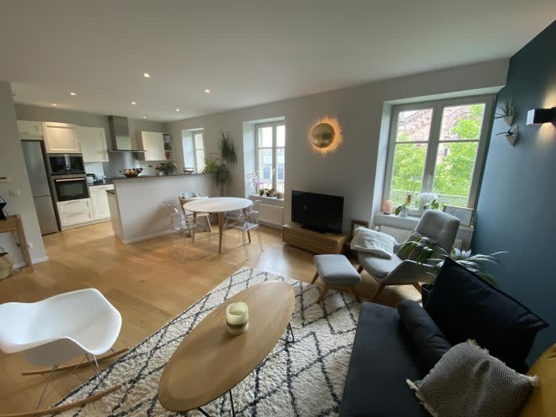 Vente appartement Strasbourg 649900€ - Photo 1