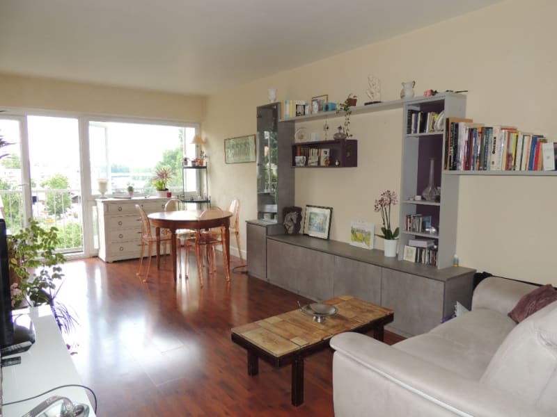 Sale apartment Le pecq 257000€ - Picture 2