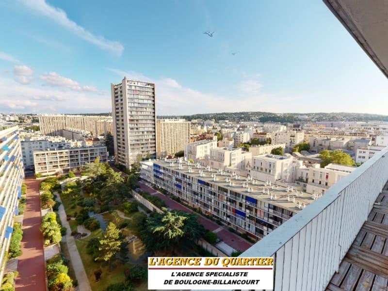 Sale apartment Boulogne billancourt 599000€ - Picture 1