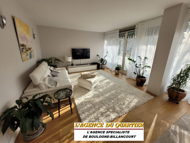 Alquiler  apartamento Boulogne billancourt 2990€ CC - Fotografía 3