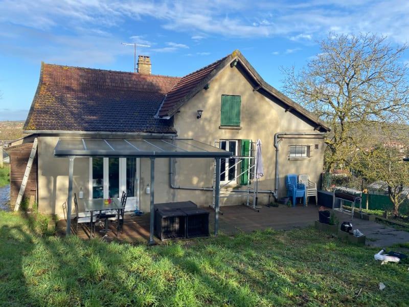 Vente maison / villa Bonnieres sur seine 172000€ - Photo 1