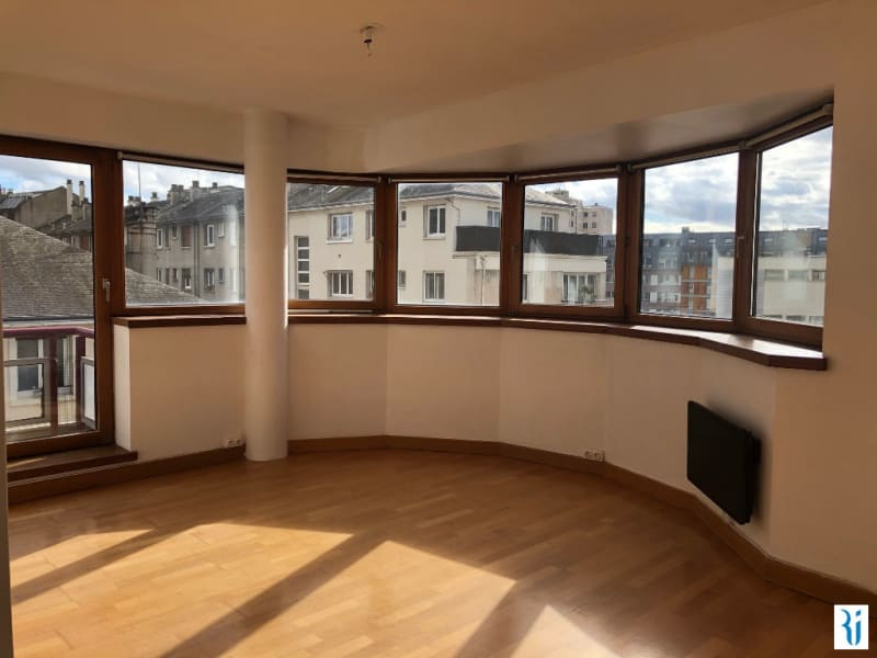Rental apartment Rouen 1001,80€ CC - Picture 1