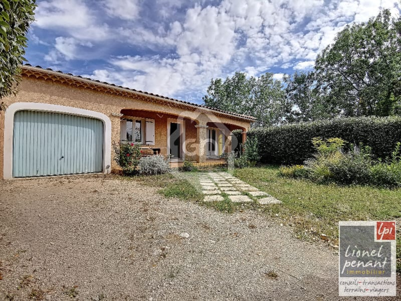 Sale house / villa Carpentras 255000€ - Picture 1