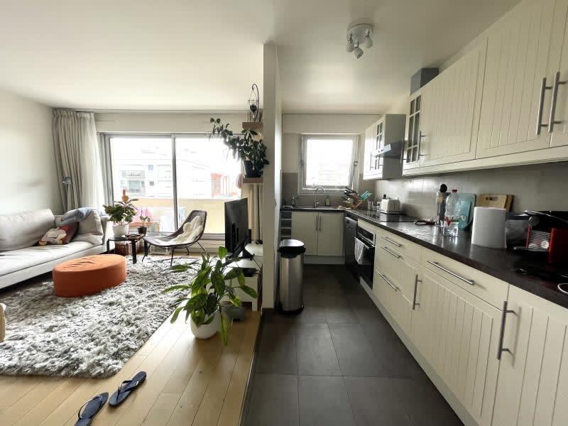 Location appartement Courbevoie 1850€ CC - Photo 1