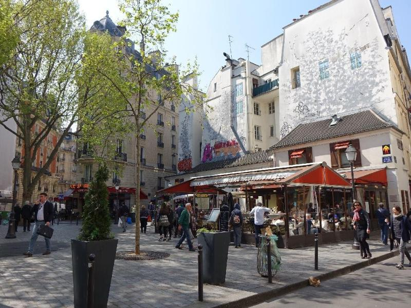 Location appartement Paris 6ème 908€ CC - Photo 3