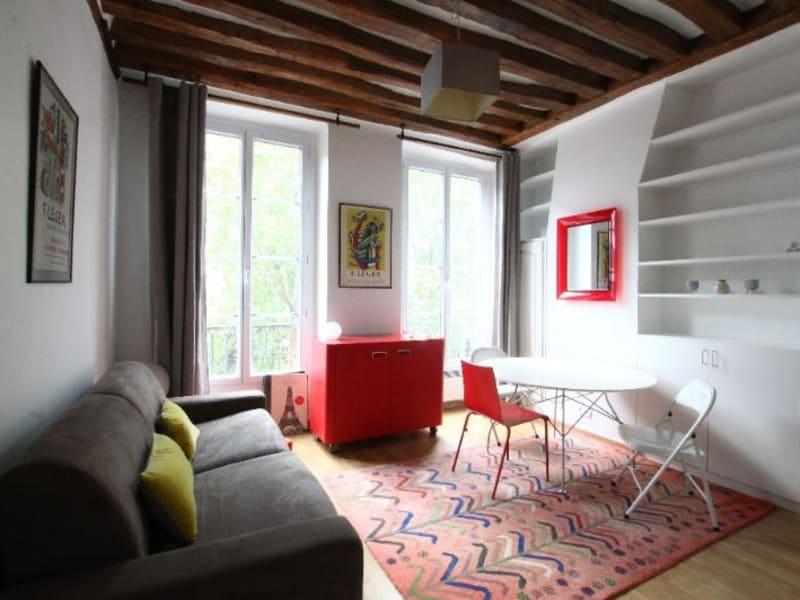 Location appartement Paris 5ème 991€ CC - Photo 1
