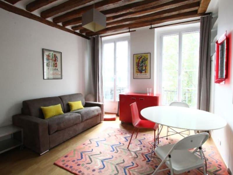 Location appartement Paris 5ème 991€ CC - Photo 2