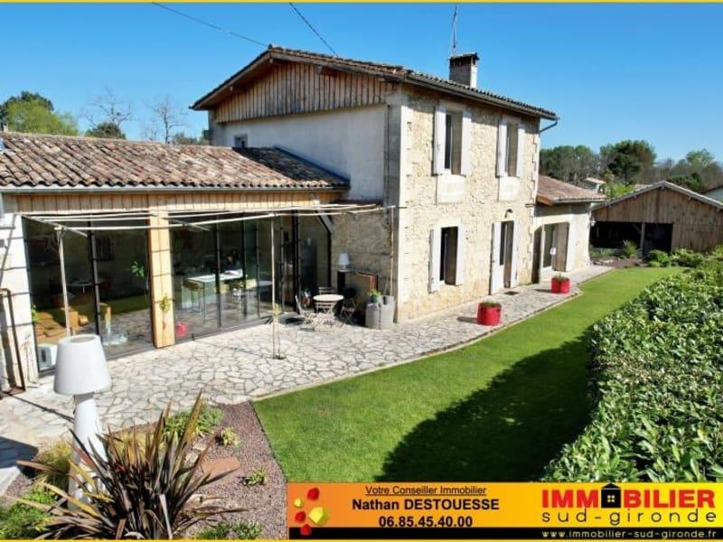 Sale house / villa Landiras 525000€ - Picture 1