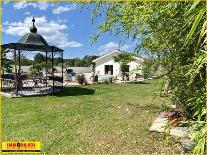 Sale house / villa St michel de rieufret 449000€ - Picture 2