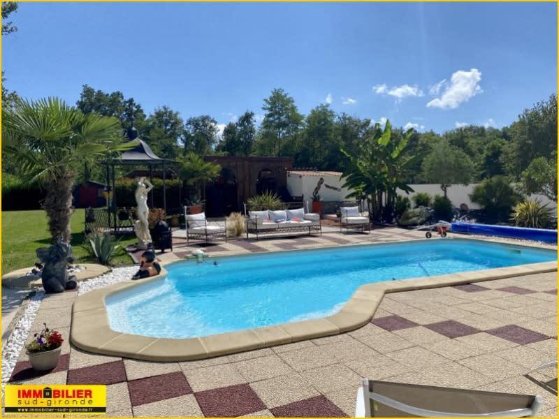 Sale house / villa St michel de rieufret 449000€ - Picture 3