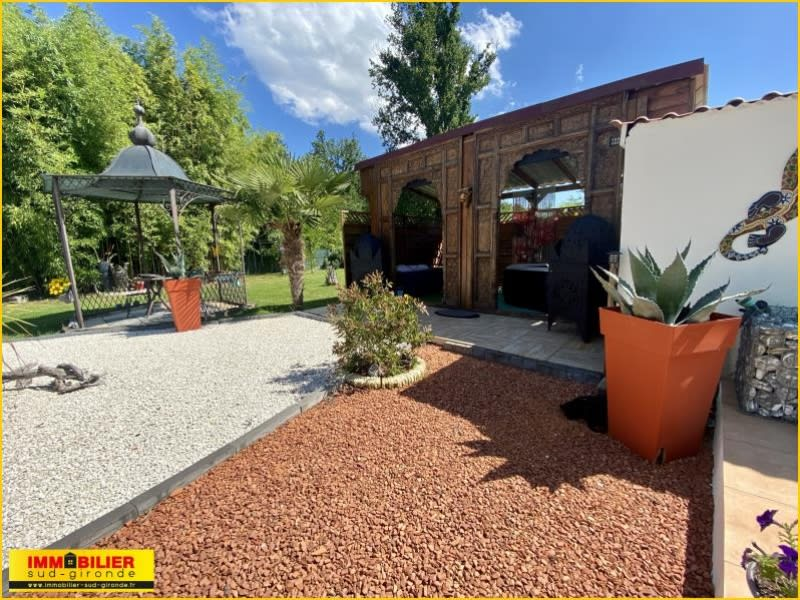 Sale house / villa St michel de rieufret 449000€ - Picture 5