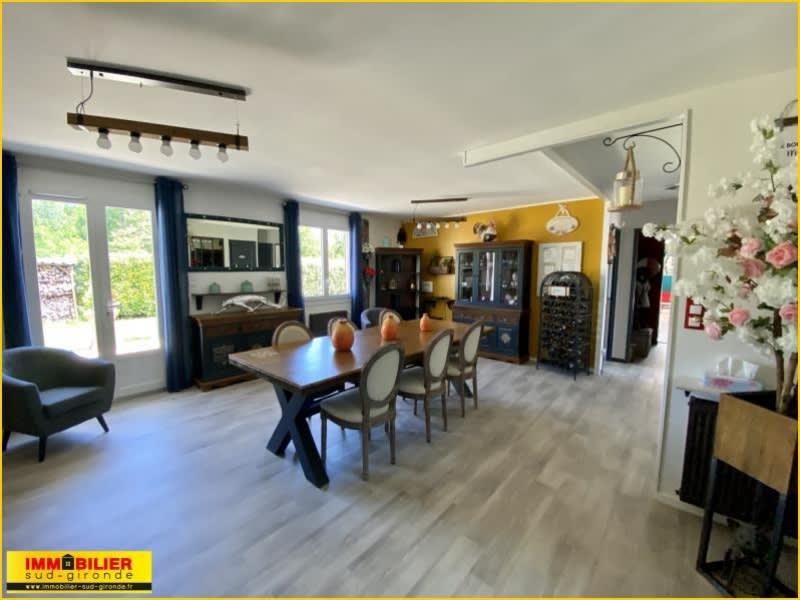 Sale house / villa St michel de rieufret 449000€ - Picture 7