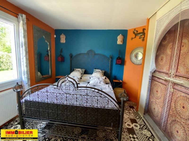 Sale house / villa St michel de rieufret 449000€ - Picture 9
