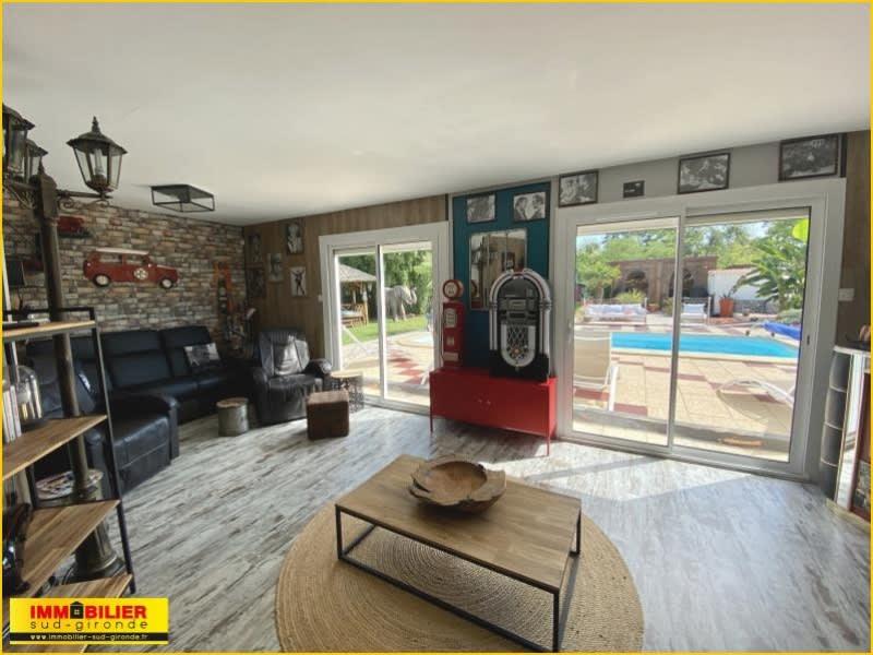 Sale house / villa St michel de rieufret 449000€ - Picture 13