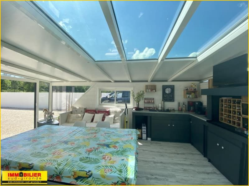Sale house / villa St michel de rieufret 449000€ - Picture 14