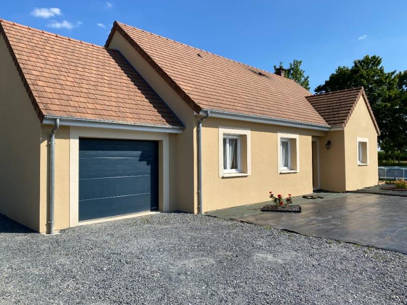 Sale house / villa Jort 213800€ - Picture 1
