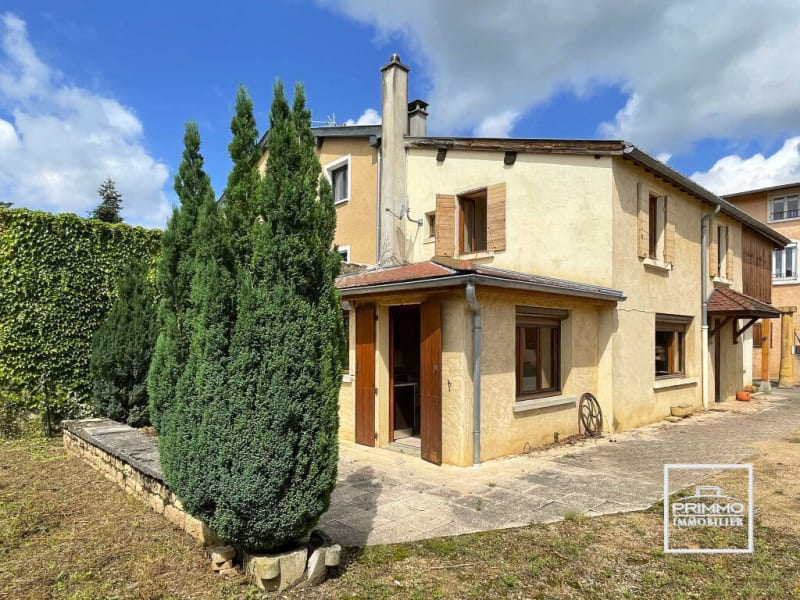 Sale house / villa Saint cyr au mont d or 673000€ - Picture 1