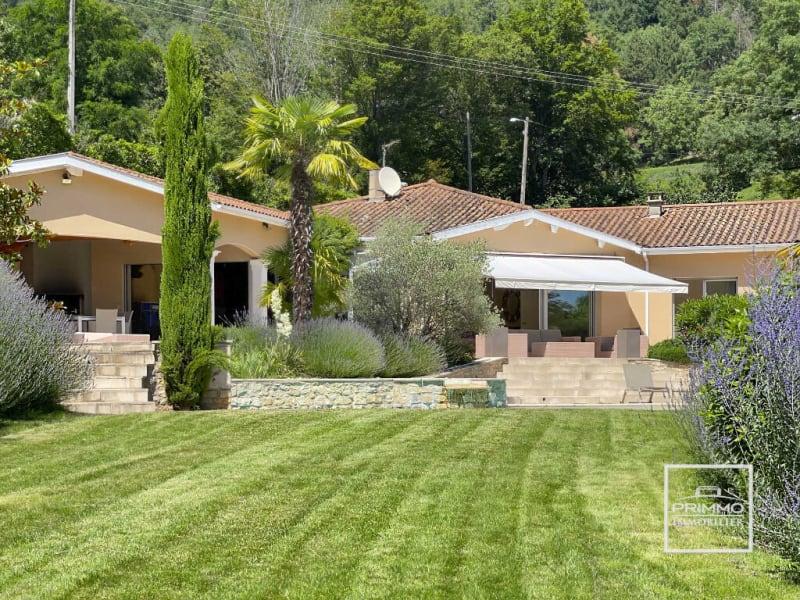 Sale house / villa Limonest 1690000€ - Picture 2