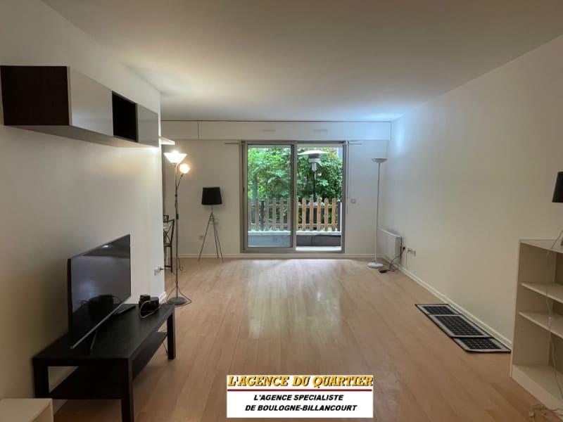 Rental apartment Boulogne billancourt 1560€ CC - Picture 2