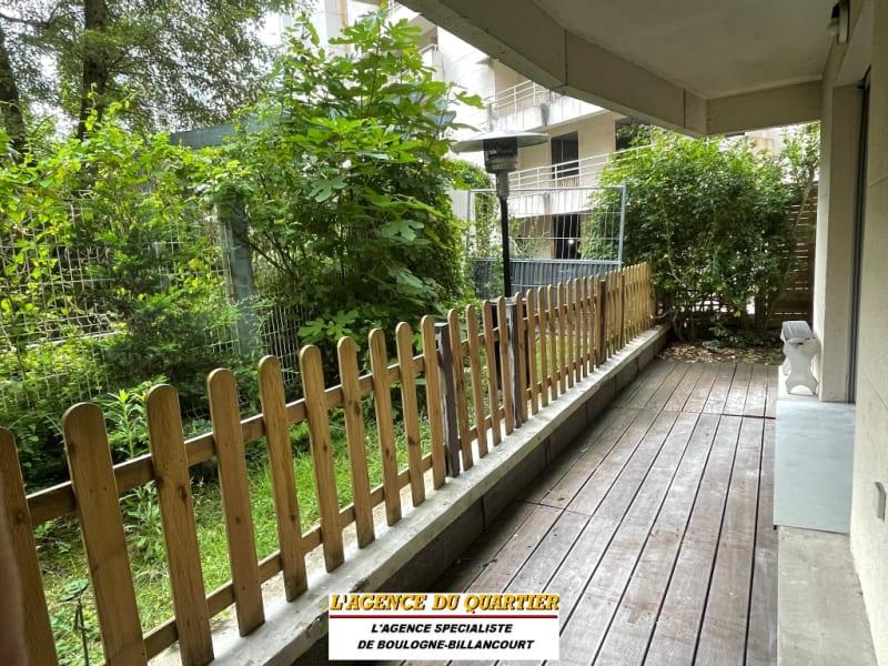 Rental apartment Boulogne billancourt 1560€ CC - Picture 5