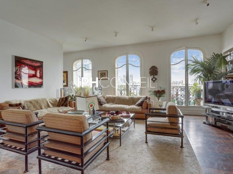 Sale apartment Neuilly sur seine 2395000€ - Picture 4