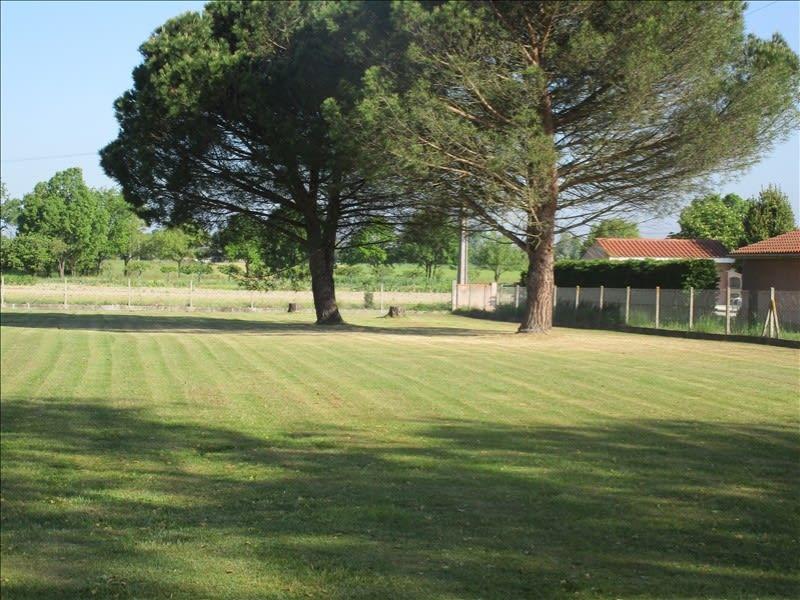 Vente terrain Lacourt st pierre 74000€ - Photo 2