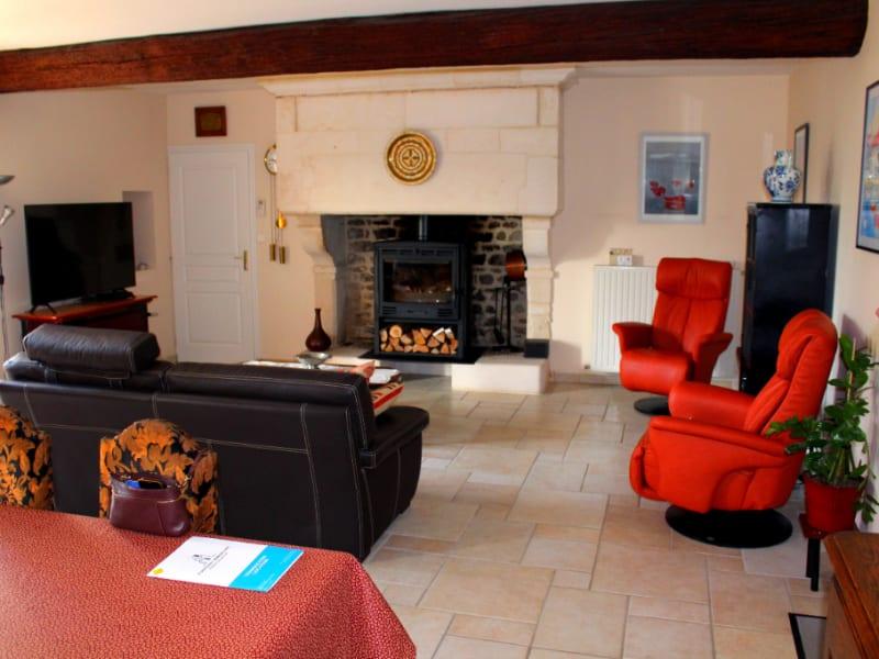 Vente maison / villa Saint valerien 476000€ - Photo 5