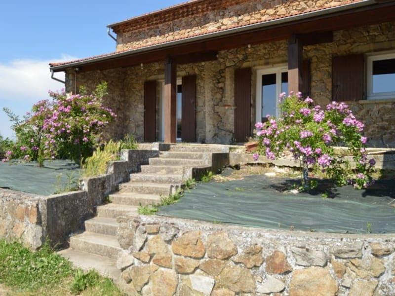 Sale house / villa Eclassan 220000€ - Picture 3