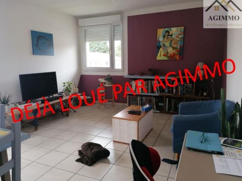 Rental apartment L isle jourdain 620€ CC - Picture 1