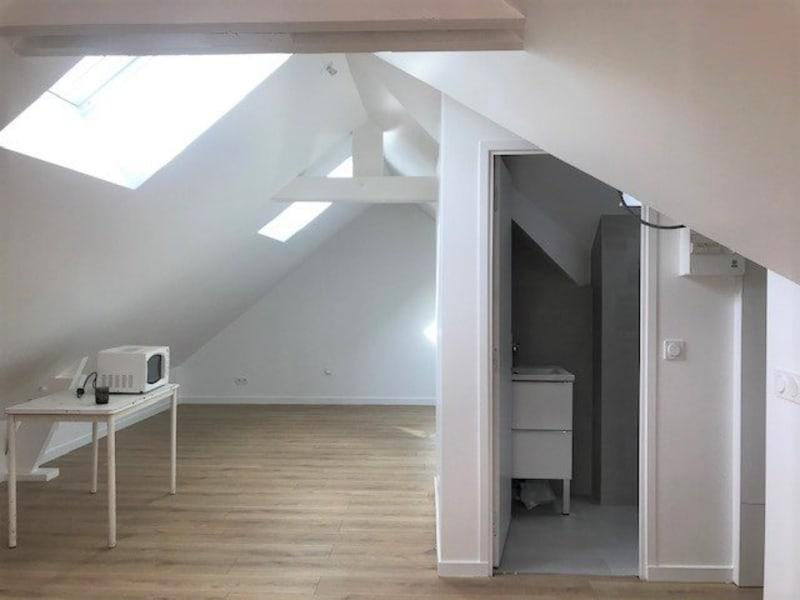 Rental apartment Villennes sur seine 850€ CC - Picture 1