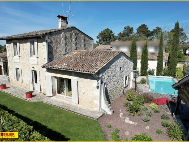 Sale house / villa Landiras 525000€ - Picture 2